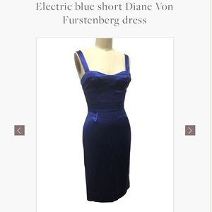 Diane von Furstenburg dress